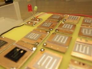 太陽電池を自作して創エネ